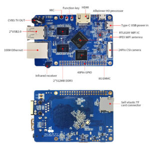 Cherry-Pi-PC-specifications