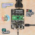 Pimoroni-Pico-VGA-demo-base-board