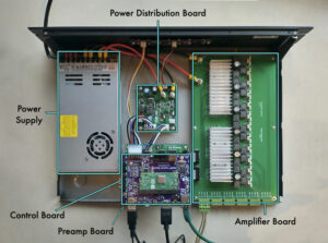 Raspberry-Pi-Audio-Amplifier-Board
