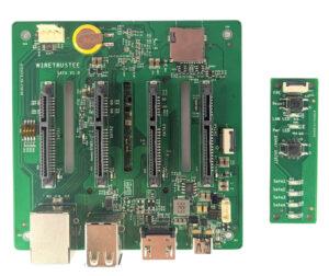 Wiretrustee-NAS-control-board