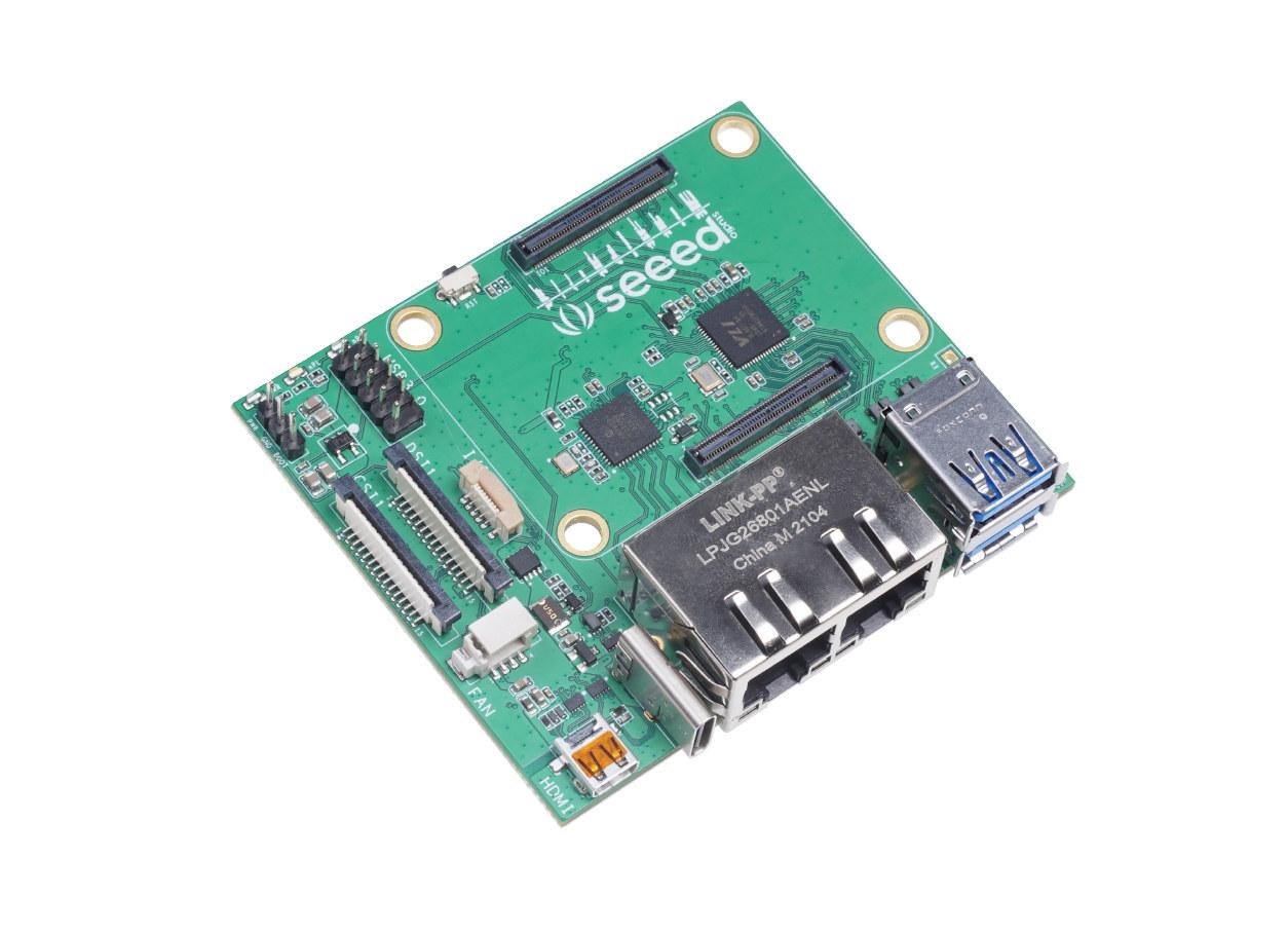 Dual-Gigabit-Ethernet-Carrier-บอร์ด-Raspberry-Pi-Compute-Module-4