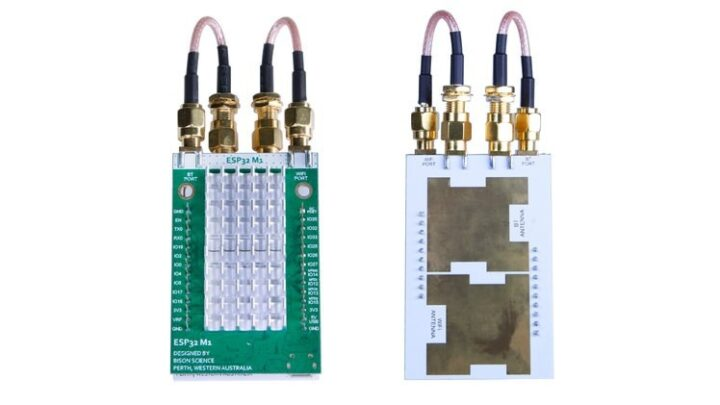 ESP32-A1-planar-antenna