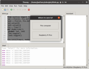 MicroPython-Save-to-Computer-or-Raspberry-Pi-Pico