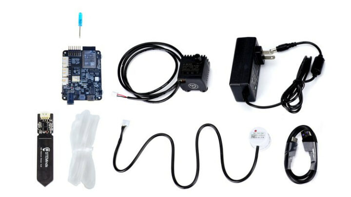 Smart-Agriculture-IoT-Kit