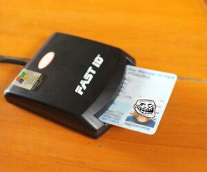 เครื่องอ่านบัตร-สมาร์ทการ์ด-บัตรประชาชน