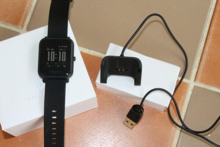 ที่ชาร์จ-Amazfit-Bip-Smartwatch