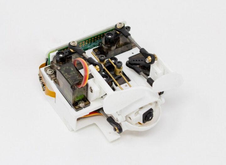 Arduino-Raspberry-Pi-กล้อง-EyeCam