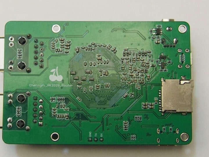 CherryPi-RK3328-Dual-GbE-SBC-Router