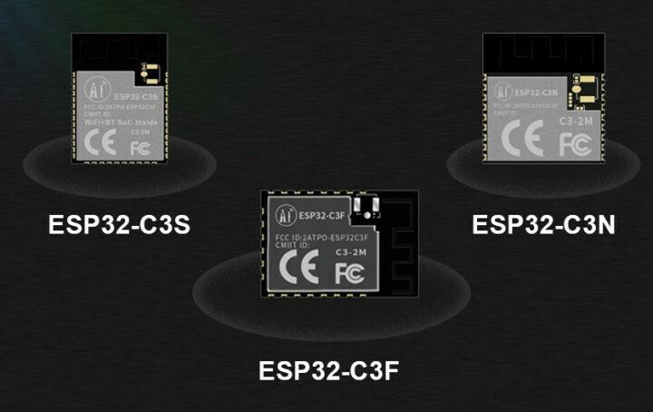 โมดุล-ESP32-C3