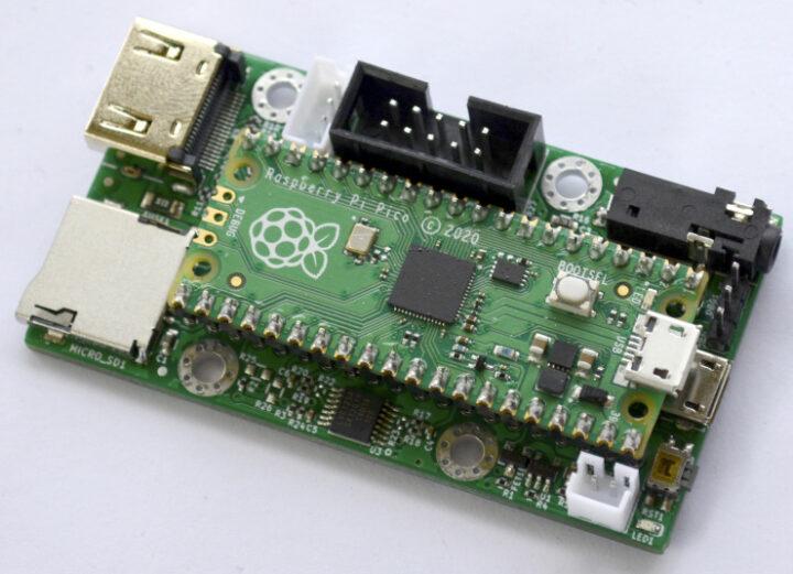 บอร์ด-RP2040-PICO-PC