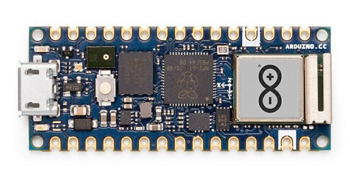 Arduino-Nano-RP2040-Connect-พร้อม-GPIO