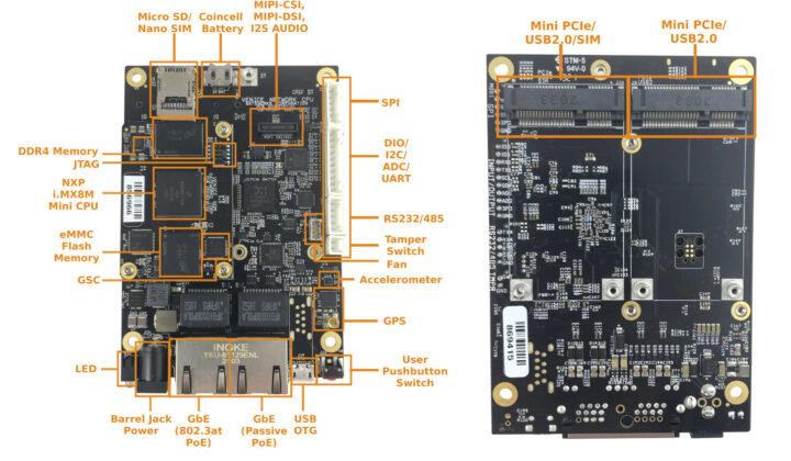 Gigabi-Ethernet-คู่-mPCIe-RS232-485