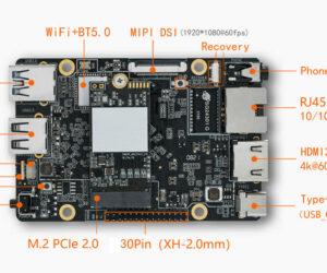 คอมพิวเตอร์บอร์ดเดี่ยว RK3566