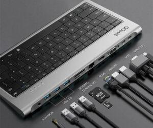QGeeM-USB-C-Dock-Keyboard