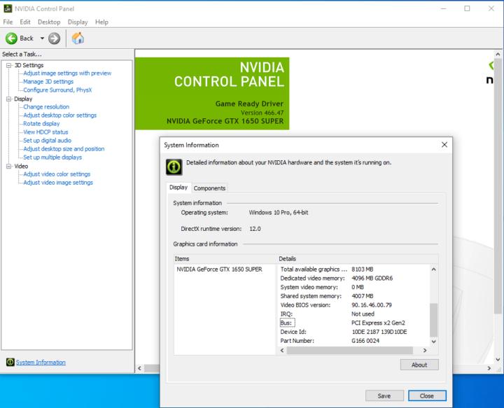 pcie-nvidia-control-panel