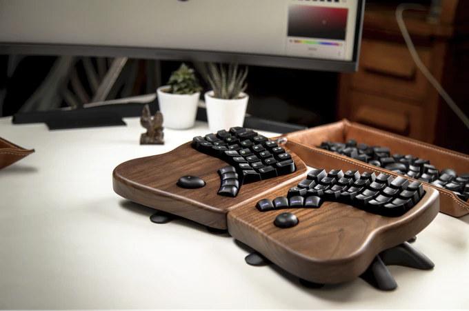 Keyboardio-Model-100