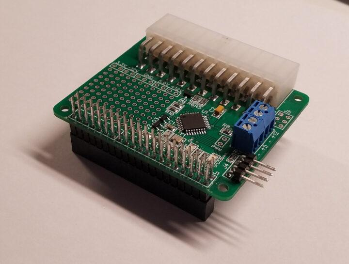 Raspberry-Pi-Mini-ATX-adapter-board-HAT