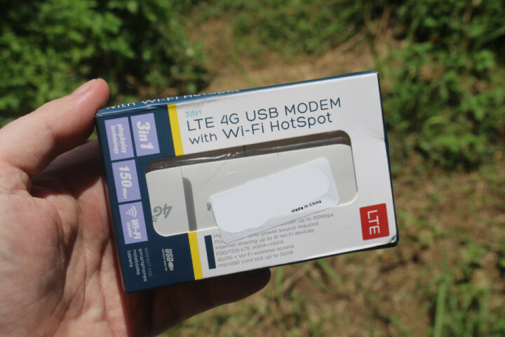 4G-WiFi-โมเด็ม
