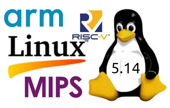 Linux-5.14-การเปลี่ยนแปลง