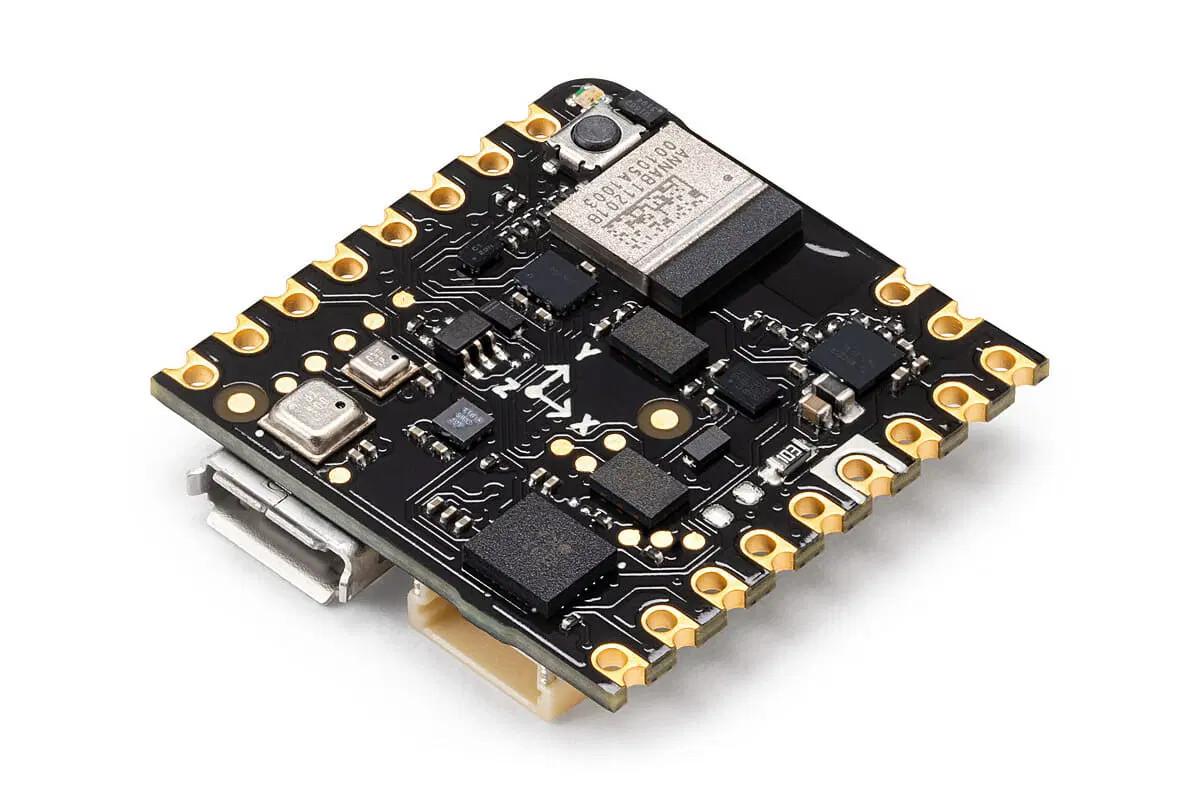 Arduino-NICLA-SENSE-ME