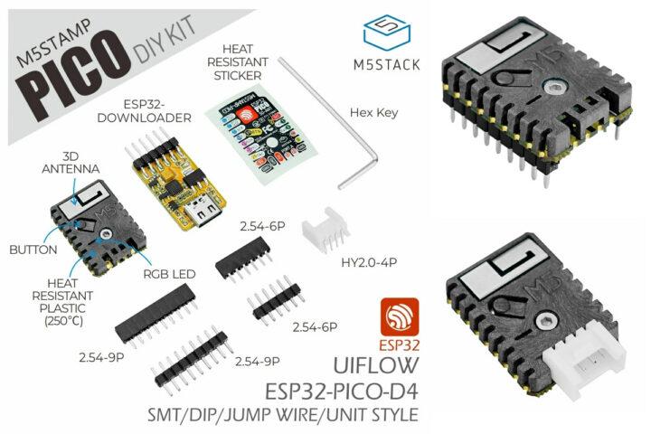 M5Stamp-Pico-DIY-Kit