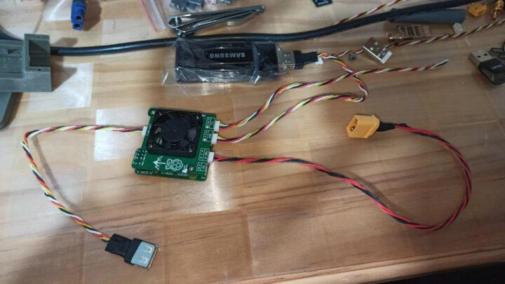 Raspberry-Pi-3-mini-FPV-board-cables