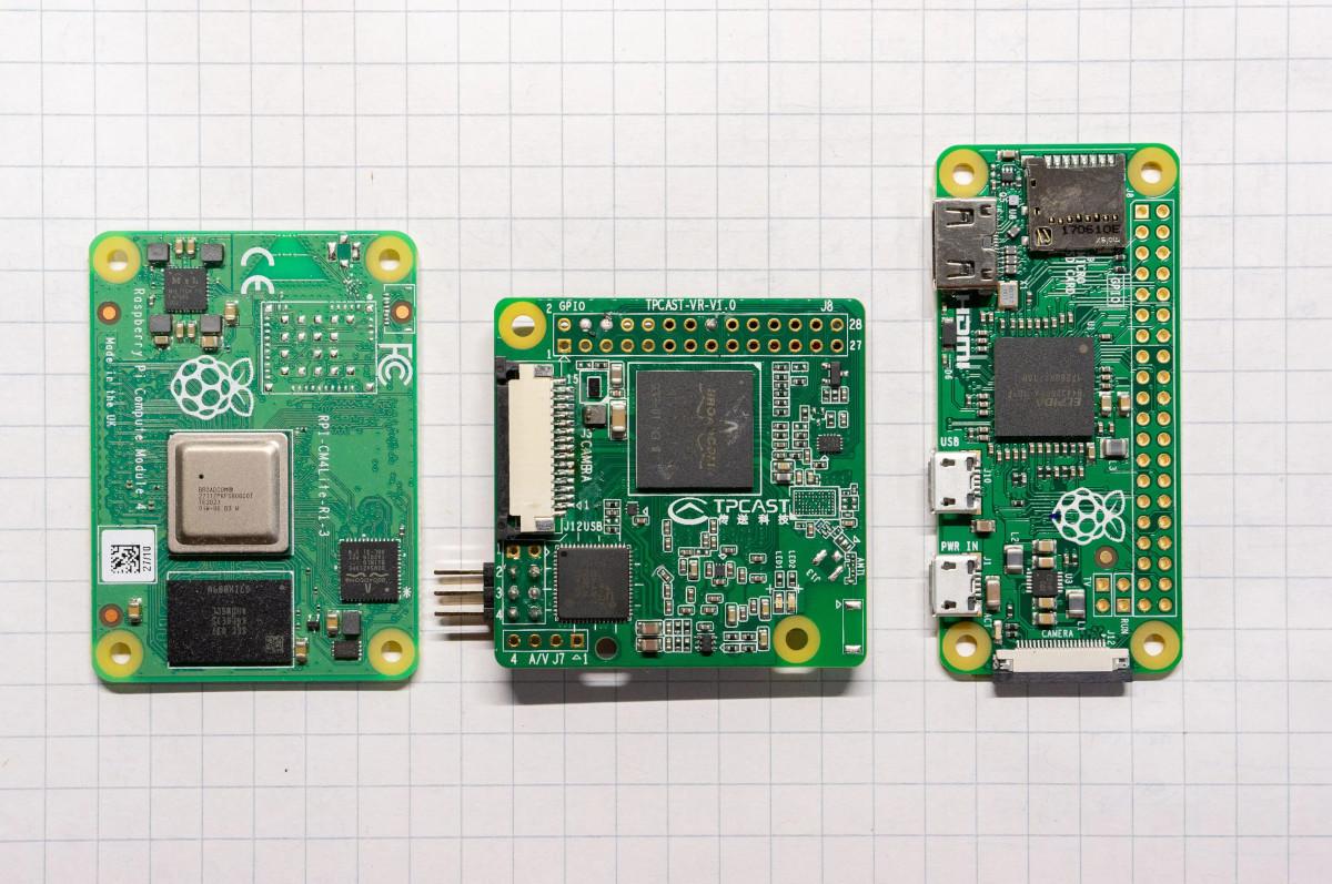 TPCast-VR-Raspberry-Pi-3-Mini