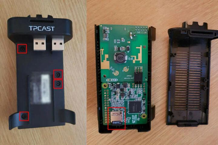 TPCast-wireless-adapter-raspberry-pi-3-mini-board