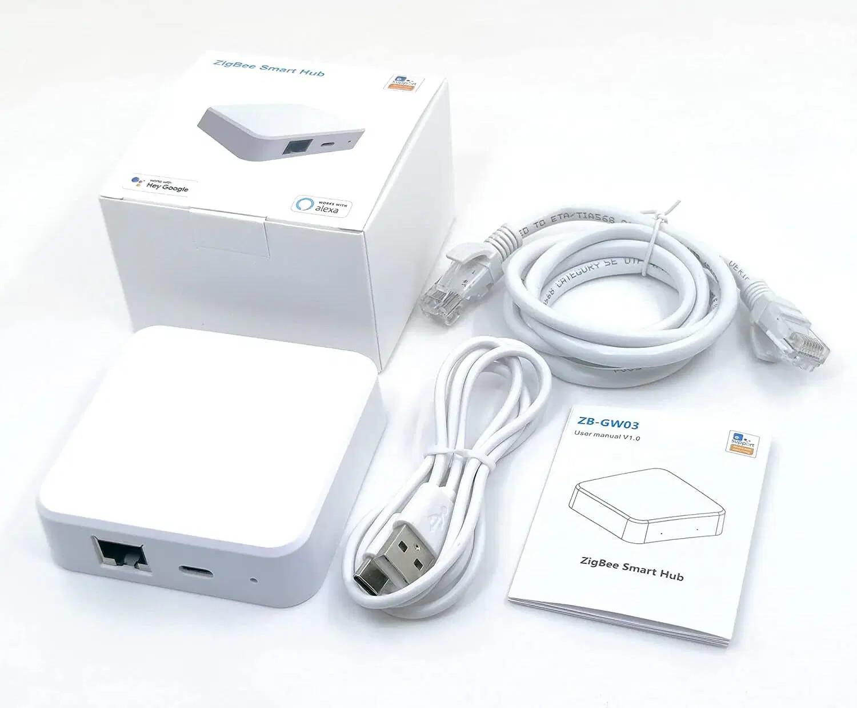 ZB-GW03-ESP32-Ethernet-Zigbee-Gateway
