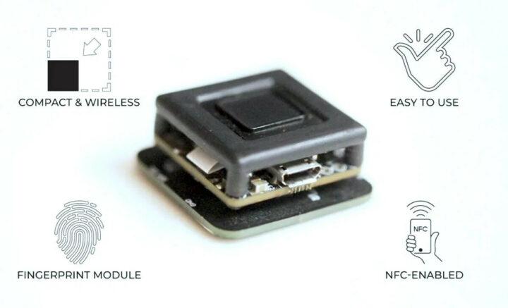 ESP32-เซ็นเซอร์-ลายนิ้วมือ