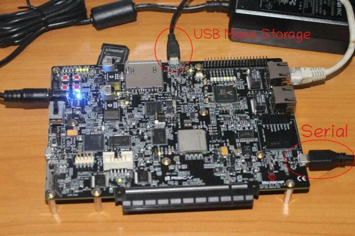 เริ่มต้นใช้งาน-คู่มือ-PolarFire-SoC-FPGA-Icicle-Kit