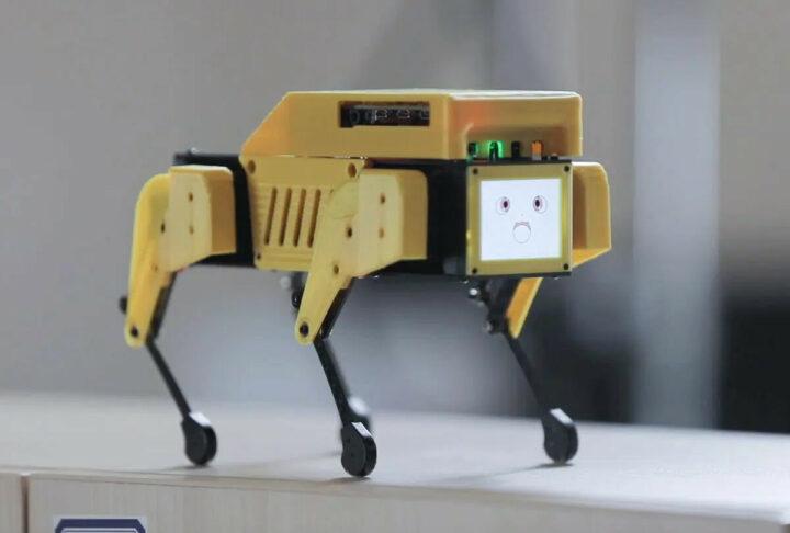 Mini-Pupper-Raspberry-Pi-4-หุ่นยนต์-สุนัข